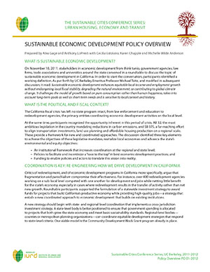 Policy Overview 01-2012